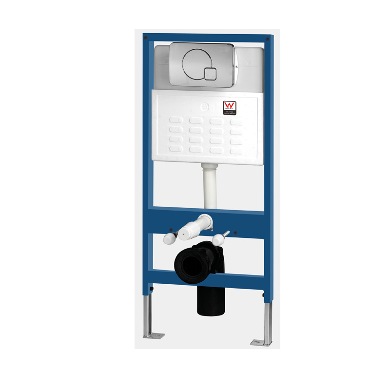 Wall-mounted concealed cistern WT702